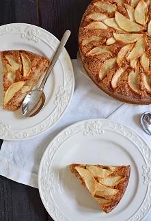 Szarlotka - Lekkie ciasto z jabłkami BEZ tłuszczu