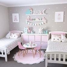 Cudny pokój dla dziewczynek