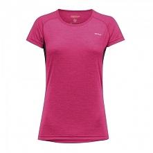 Devold Koszulka Termoaktywna Z Krótkim Rękawem Running T-Shirt Lollipop L