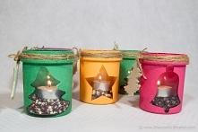 Ozdobne świeczniki