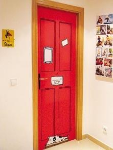 pomysłowe drzwi