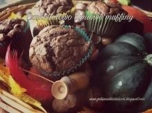 Czekoladowo-dyniowe muffiny