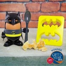Podstawka pod jajko Batman ...
