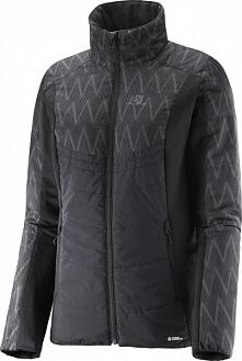 Salomon Kurtka Drifter Mid Jacket W Black/Black S