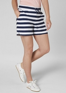 Helly Hansen Szorty Damskie W Thalia 2 Shorts Evening Blue Stripe S
