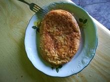 Chleb w jajku :) bardzo łat...