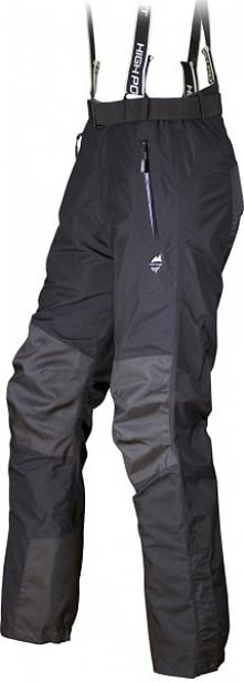 High Point Spodnie Outdoorowe Teton 3.0 Pants Black Xxl