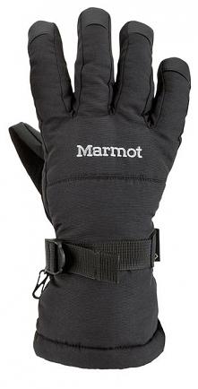 Marmot Męskie Rękawice Narciarskie Granlibakken Glove Black M