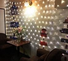 Siatka LED - dekoracja na święta i wiele innych okazji. Ekotechnik24.pl
