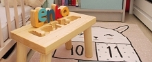 Stoolsrulez.eu - drewniane imienne stołeczki puzzle.
