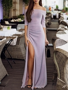 Sukienka Shining Star Maxi Rosy z noshame.pl (klik w zdjęcie, by przejść do s...