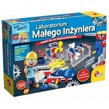 Maly Geniusz, Laboratorium Małego Inżyniera Liscianigiochi