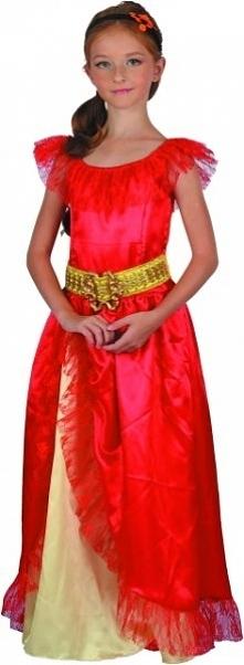 Made Czerwona Suknia – Księżniczka L