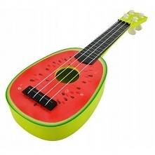 Owocowa Gitarka Dla Dzieci Ukulele Arbuz Y80