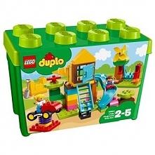 Klocki LEGO DUPLO My First Duży plac zabaw 10864 od 2 lat