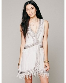Free People sukienka boho