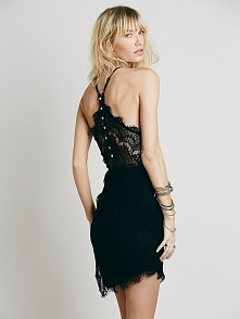Free People lace dress