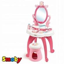 Smoby Disney Princess Toaletka 2w1  Każda Księżniczka musi wyglądać doskonale...