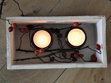 świece z olejkami eterycznymi