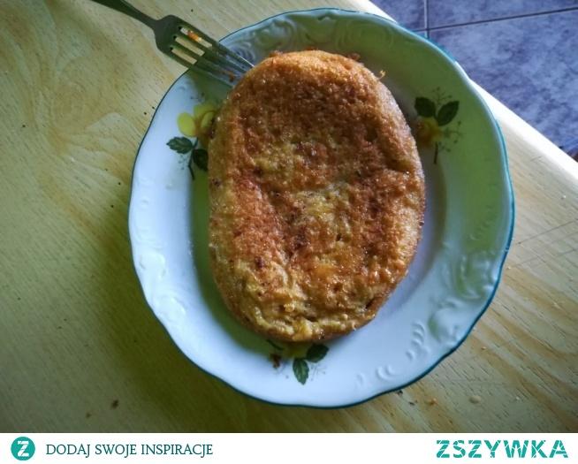 Chleb w jajku :) bardzo łatwy i szybki w wykonaniu :)