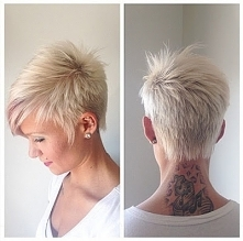 10 inspiracji na krótkie włosy