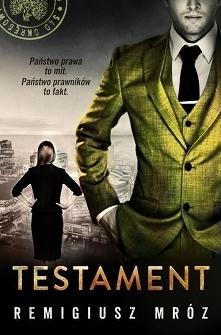 Remigiusz Mróz - Testament