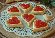 Francuskie ciasteczka z bud...