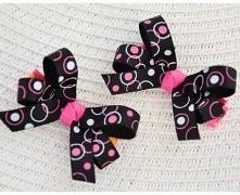 Piękny komplet spinek, będzie dopełnieniem stroju.  Spinki wykonane ręcznie z dbałością o najdrobniejszy szczegół.