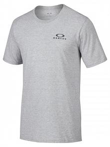 Oakley Koszulka Ct-Icon 2 Heather Grey L