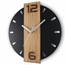 Zegar - Szkło akrylowe i plexi :) Jak oceniacie ?