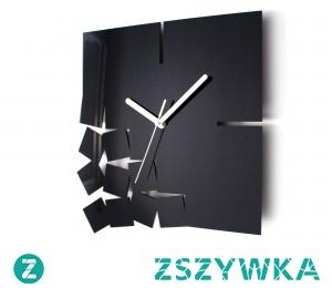 Nowoczesne zegary, niepowtarzalne wzory