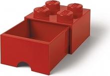 Room Copenhagen Brick Drawer 4 pojemnik czerwony (RC40051730)