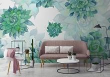 Mała inspiracja dla mojego salonu :)