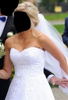 Sprzedam suknię ślubną marki Agnes kupioną w Salonie Mody Ślubnej Pani Młoda ...