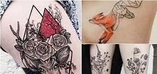 Nowoczesne tatuaże dla kobiet