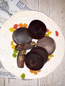 Domowe czekoladki z kandyzo...