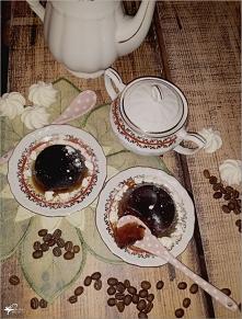 Kawowe galaretki z nutą ama...