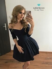 sukienkowo.com KLIKNIJ W ZDJECIE BY PRZEJŚĆ DO PRZEDMIOTU LISA - sukienka z d...