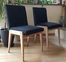 odnawianie krzesła AGA z PRL krok po kroku