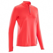 Bluza do biegania RUN WARM damska
