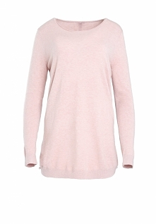 Różowy Sweter Coming Home