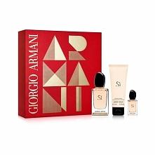 Giorgio Armani Zestawy  Zestaw zapachowy 1.0 st