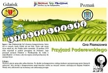"""""""Przyjazd Paderwskiego..."""