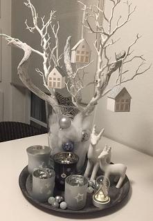 25 Inspiracji na DIY Dekoracje na Święta Bożego Narodzenia