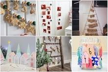 Zobacz 16 pomysłów DIY na kalendarze adwentowe.