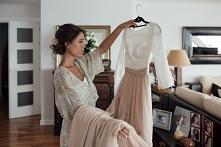 Najpiekniejsza suknia ślubna jaką kiedykolwiek widziałam i najśliczniejsza Pa...