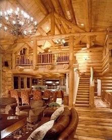 Surowe drewno nadaje takieg...