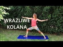 Joga na Kolana - Wrażliwe Kolana w Praktyce Małgorzata Mostowska