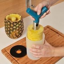 Łatwe obieranie ananasa? Kl...