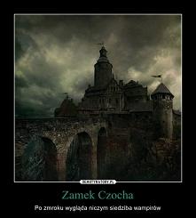 Polski zamek wampirów :D  A w wakacje obozowa akademia magii :)